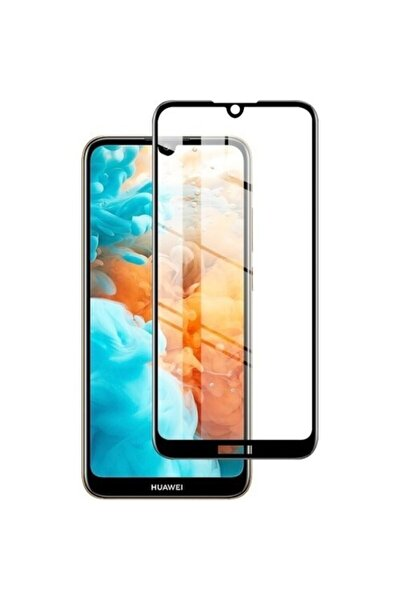 Huawei Y6 2019 6d Tam Kaplayan Nano Ekran Koruyucu Film