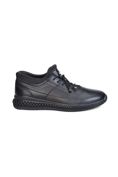 Erkek Sıyah Yürüyüş Ayakkabısı 0K1SA13631