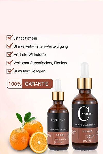 Vitamin C + Hyaluronic Acid Serum