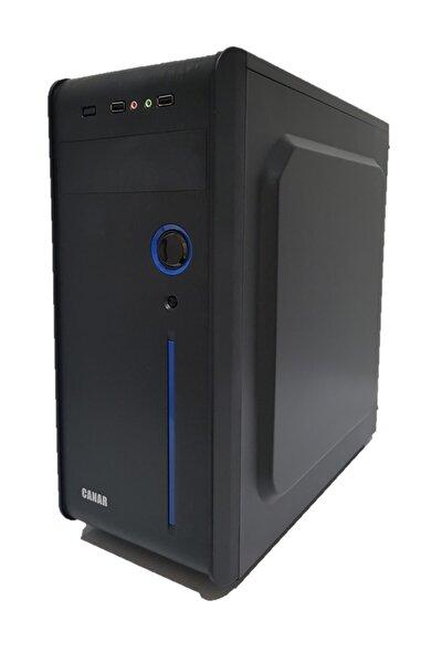 939-blue 2*usb 2.0 Atx Boş Bilgisayar Kasası Powersız