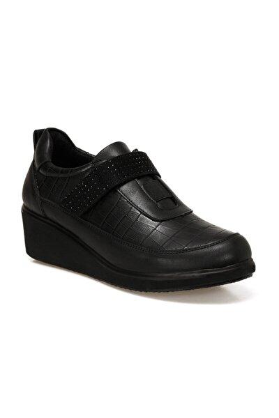 161395.Z Siyah Kadın Comfort Ayakkabı 100548504