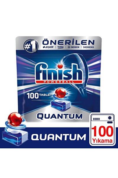 Quantum 100 Tablet Bulaşık Makinesi Deterjanı