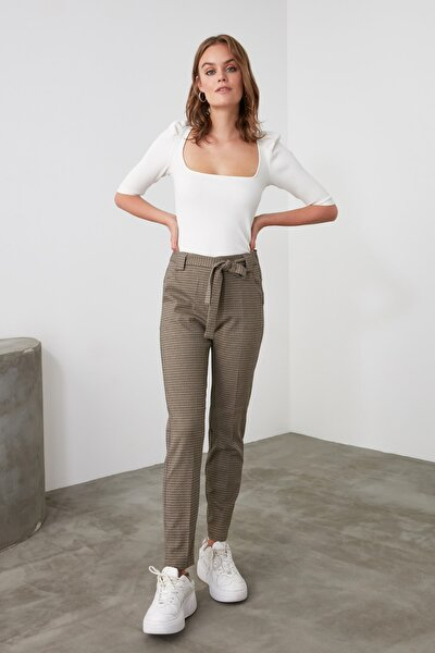 Vizon Bağlamalı Pantolon TWOAW21PL0495