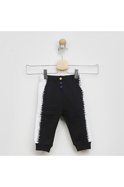 Erkek Bebek Siyah Eşofman Altı 2021bb01002