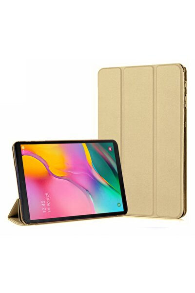Galaxy Tab A 10.1'' T510 Smart Microsonic Gold Case ve Arka Kılıf