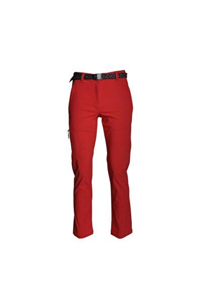 Kadın Kırmızı Eiger Trekking Pantolon