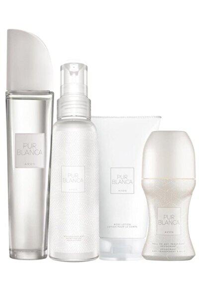 Pur Blanca Edt 50 ml Kadın Parfümü Seti 5050000010979