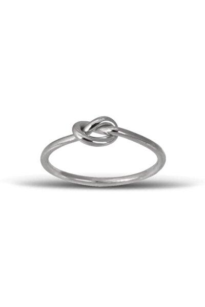 Kördüğüm Yüzük Gümüş Yüzük Inlove Gümüş Düğüm Yüzük