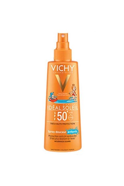Ideal Soleil Spray Enfants Spf 50+ 200 ml