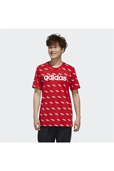 Erkek Kırmızı T-Shirt