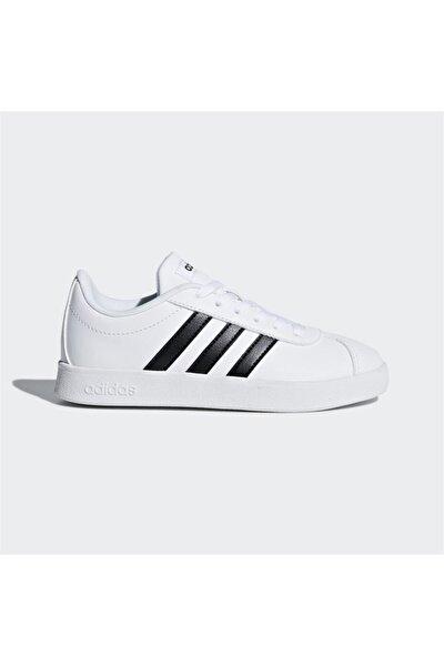 VL COURT 2 K Beyaz Unisex Çocuk Sneaker Ayakkabı 100323814