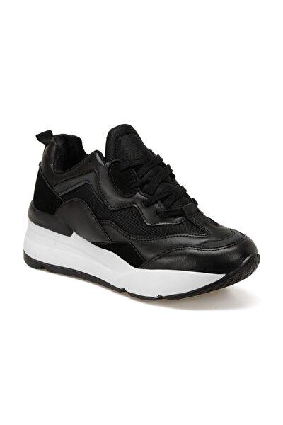 20K-007 Siyah Kadın Spor Ayakkabı 100573517