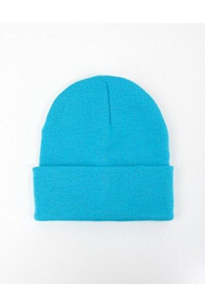 Basic Bere Unisex Mavi
