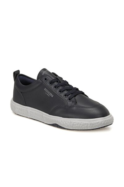 229170 Lacivert Erkek Sneaker Ayakkabı