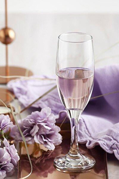 Misket 6'lı Şampanya Kadehi