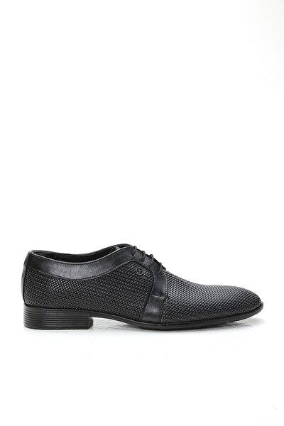 Erkek Siyah  Klasik Ayakkabı