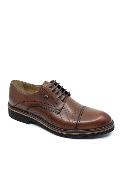 Taba Hakiki Deri Erkek Ayakkabı 1060 45