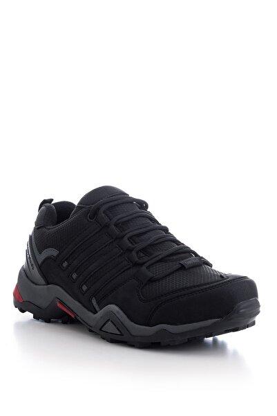 Unısex Trekkıng Ayakkabı Siyah Füme Tb241