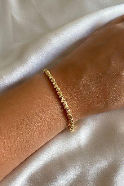 Gold Renk Dorika Bileklik