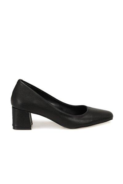 20K-780C Siyah Kadın Topuklu Ayakkabı 100584629