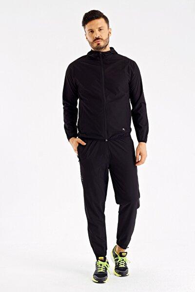Erkek Siyah Elıot Pantolon