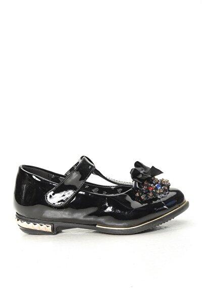Çocuk Bilek Bağlı Taşlı Ayakkabı