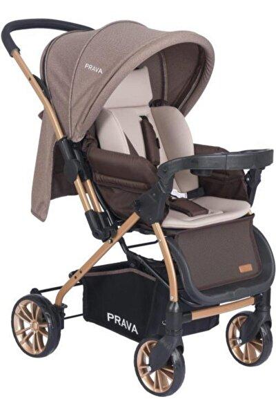 Kahverengi P11 Dream Bebek Arabası 2020