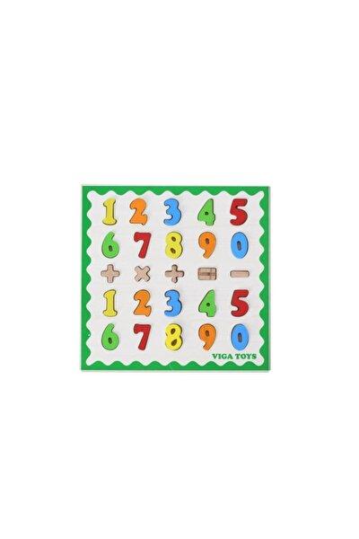 4 Işlem Matematik Tablası (puzzle) Yeni