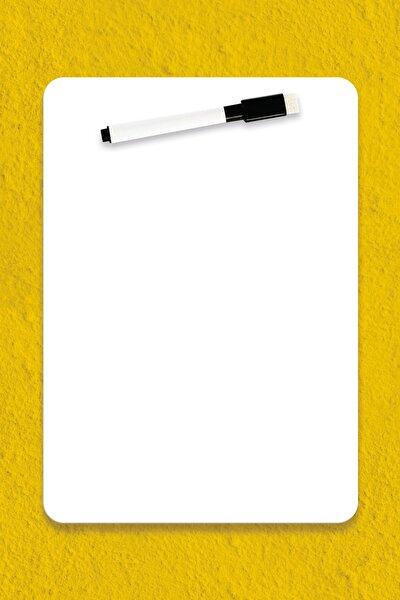 ® Easyboard Kararmaz Beyaz Yazı Tahtası - A3 29.7 cm X 42 cm