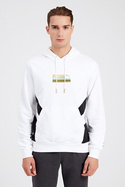 Erkek Spor Sweatshirt - TFS Worldhood Hoodie  -  59761702