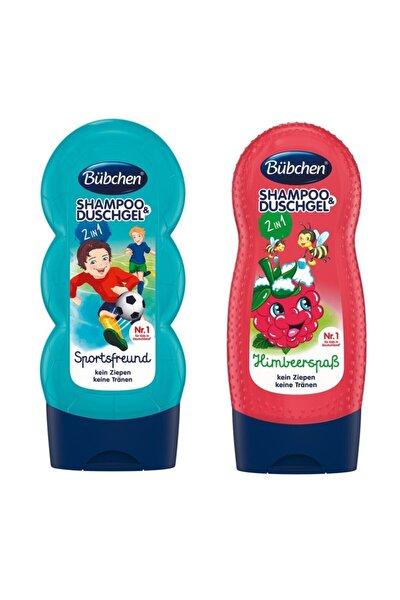 Sport Çocuk Şampuanı Ve Duş Jeli