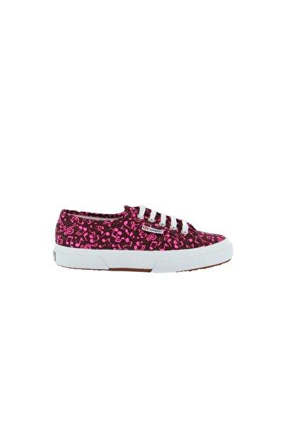 Kadın Pembe Ayakkabı Spor S007er0-a33 2750 Cotw Fabric 22 Fuxia Fluo