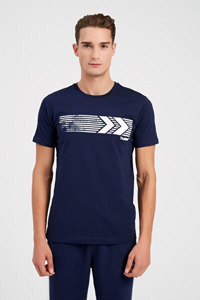 Erkek Spor T-shirt - Hmlsalmon T-Shırt S/