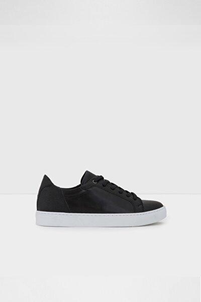 Kadın Siyah Metına Sneaker Ayakkabı
