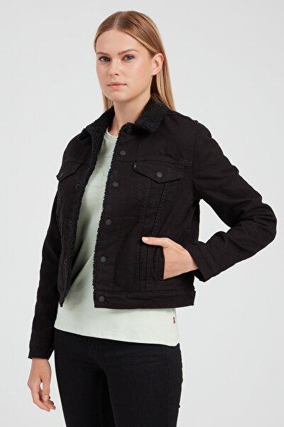 Kadın Jean Ceket 36136-0020