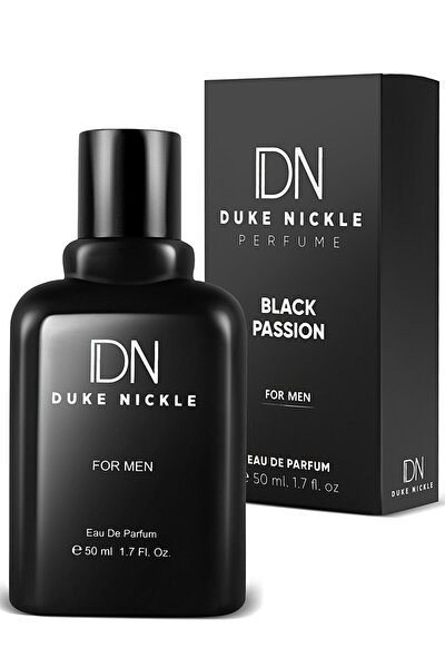 Black Passion Erkek Parfum 50 Ml Dnep21001