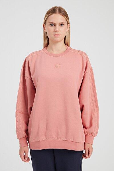 Kadın Spor Sweatshirt - Crew Sweatshırt