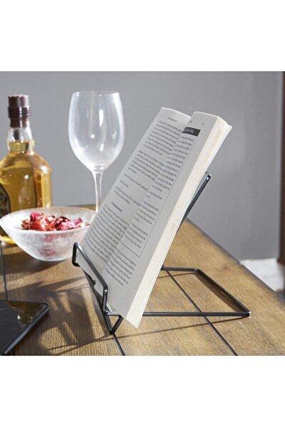 Eller Serbest Okuma Için Taşınabilir Katlanabilir Kitap Okuma Standı Tablet Standı
