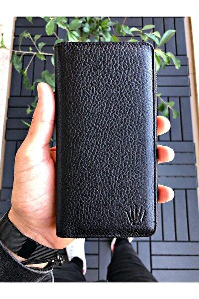 Leon Black Telefon Cüzdanı