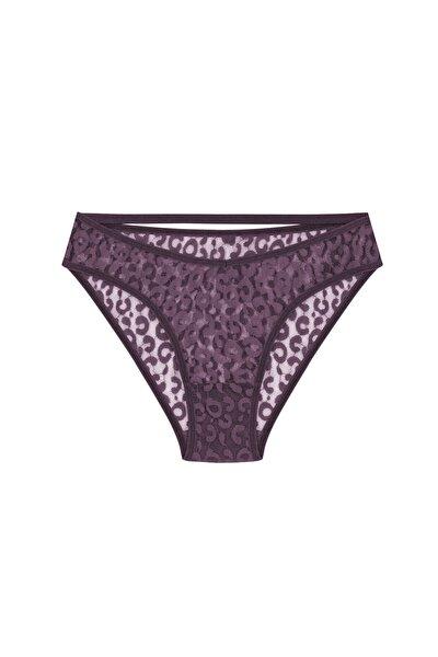 Kadın Full Lace Slip Külot