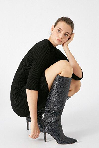 Kadın Siyah Elbise 1KAK83504EK