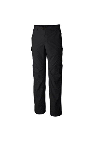 Erkek Siyah Silver Ridge Stretch Pantolon