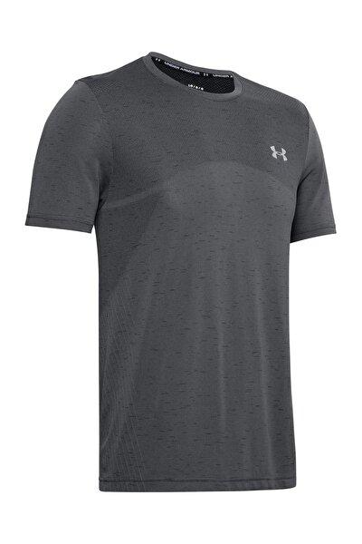 Erkek Spor T-Shirt - Ua Seamless Ss - 1351449-012