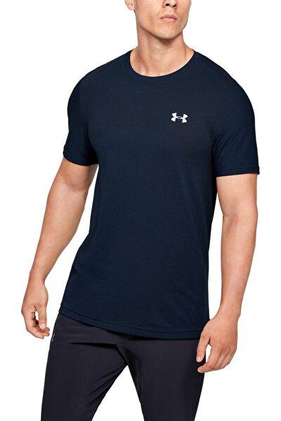 Erkek Spor T-Shirt - Ua Seamless Ss - 1351449-408