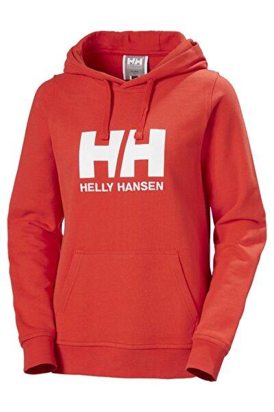 Kadın Kırmızı Spor Sweatshirt