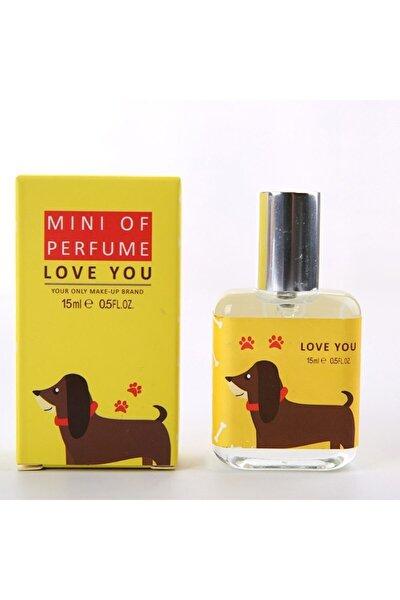 Hello Dog Sarı Mini Parfüm