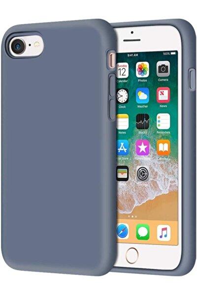 Iphone 6 / 6s Içi Kadife Lansman Silikon Kılıf