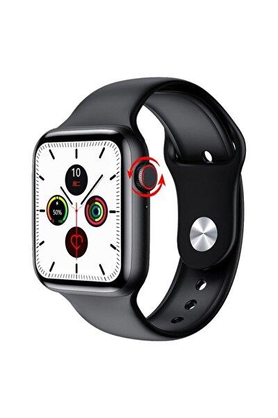 Watch 6 Pro Akıllı Saat Smart Watch Ateş Ve Nabız Ölçer Çok Fonksiyonlu Ios Ve Android Uyumlu