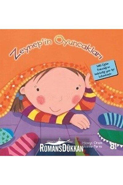 Zeynep'in Oyuncakları / Ilk Okuma Kitaplarım (dik Yazı)