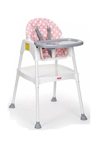 Mama Sandalyesi Pembe